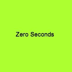 Zero seconds title card