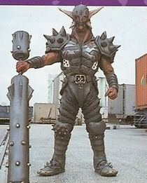 Ironspike (Power Rangers Time Force)
