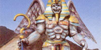King Sphinx (Mighty Morphin Power Rangers)