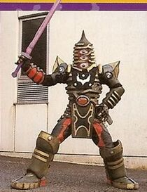 Psycho Samurai (Power Rangers Time Force)