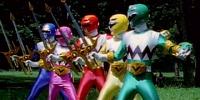 Orion Returns (Power Rangers Lost Galaxy)