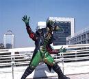Motor Mantis (Power Rangers Lost Galaxy)