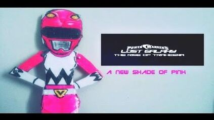 The Rise of Trakeena Fan Film Serials - Webisode 7 A New Shade of Pink
