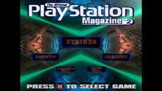 ACRetro HD - Official UK PlayStation Magazine - Demo Disc 2 Vol