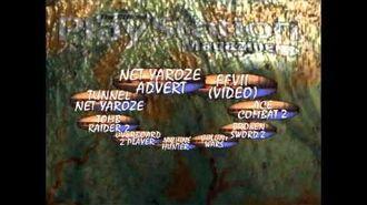 ACRetro HD - Official UK PlayStation Magazine - Demo Disc 9 Vol