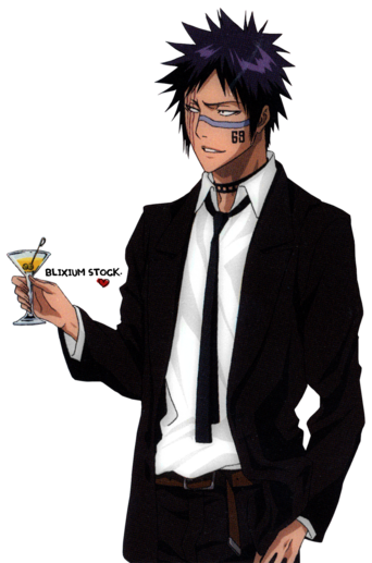 Hisagi Render Full view by BlixiumStock