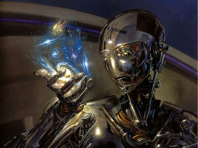 Cyborg Fantasy World1