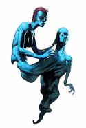 Xmen-mystique-by-kev-walker