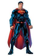 Rebirth superman design