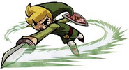 Link spin attack
