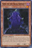 King of the Skull Servants Yugioh