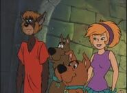 Shaggy is a werewolf