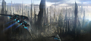 Cities of the future by jonasdero-d5jkvqs