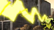 Shocksquatch electrical powers