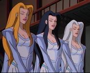 Weird Sisters Gargoyles