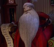 Santa Nightmare Before CHristmas 01