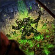 Greenskin Magic Warhammer