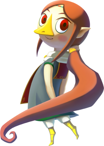 File:Medli The Wind Waker HD.png