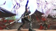 Ryu Hayabusa Art of the Wind Blades
