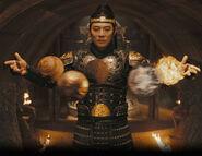 Mummy Qin Shi Huang Dragon Emperor