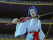 Banshee Shriek Sword