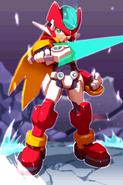 Megaman Model ZX