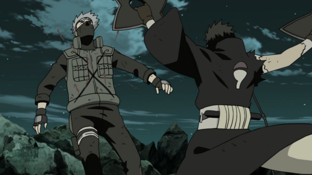 File:Obito slashes Kakashi.png