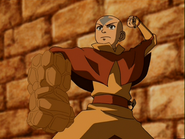 Aang Rock Arm