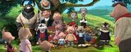 Jakers! The Adventures of Piggley Winks cast