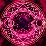Sakura kinomoto s magic circle by earthstar01-d4qjb64
