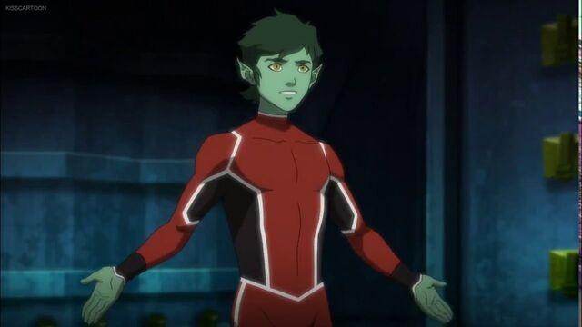 File:Beast boy Justice Lague Teen titans.jpg
