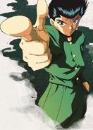 YYH Yusuke Urameshi
