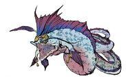 King Wada (Water Dragon)