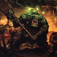 Ork Weirdboy Warhammer 40K