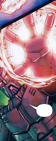 File:Comic Teridax Using Gravitic Power.png
