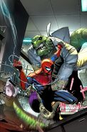 Spidermanx-lizard bio