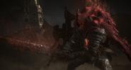 Slave Knight Gael Dark Souls Boss