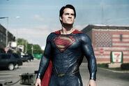 Superman DCEU (Man of Steel Costume)