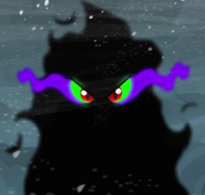 King Sombra's shadow form