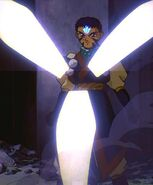 Tenchi Light Hawk Wings