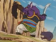 Lord Yao About to Kill BEar