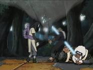 Hiruzen Mutiliates Orochimaru's Soul