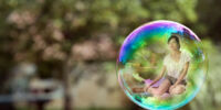 Bubble Encapsulation