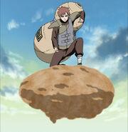 Sand levitation 2 by hakuxtemari