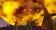 Destruction of Termina