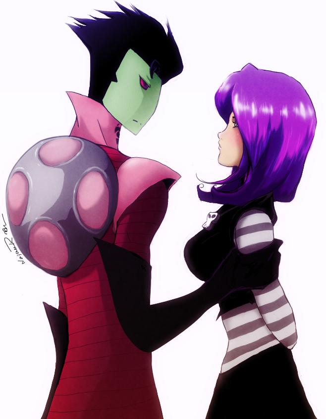 Zim And Gaz Anime Kiss Image - Zagr you intri...