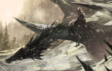 Dragon rider by seanmcclain-d4uk0pn