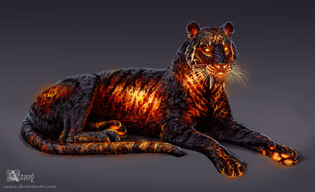 File:Timba the lava tiger by azany-d9mub89.jpg