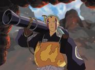 Renkotsu's Hand Cannon