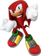 Chara knuckles